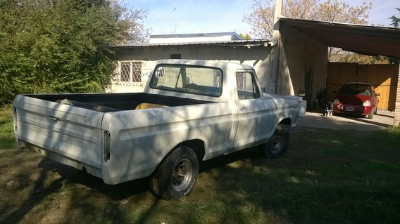 Ford F-100 Ford F 100 1977