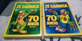 Zé Carioca 70 Anos Opção De Frete Grátis