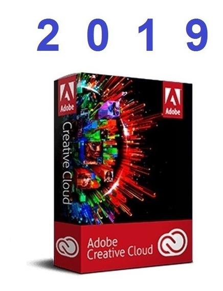 Pacote Completo Adobe - 2019 Profissional