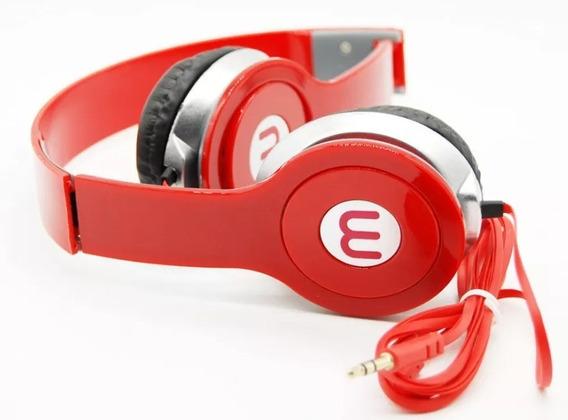 30 Fone Ouvido Mex Style 567 Headfone P/ Celular Mp3 Radio