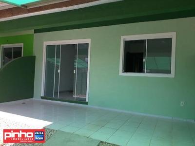Casa Geminada De 02 Dormitórios, Para Venda, Bairro Centro, São João Batista, Sc - Ca00142