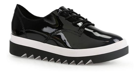 Sapato Oxford Conforto Beira Rio