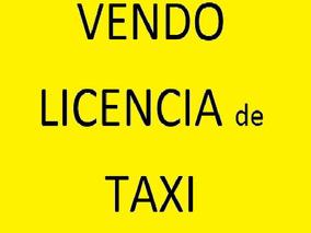 Licencia De Taxi 2010