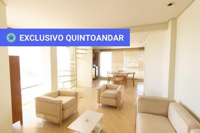 Studio No 14º Andar Mobiliado Com 1 Dormitório - Id: 892930043 - 230043