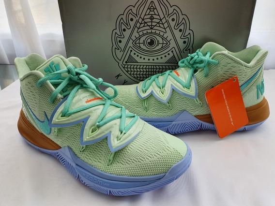 Nike Kyrie 5 Spongebob Lula Molusco