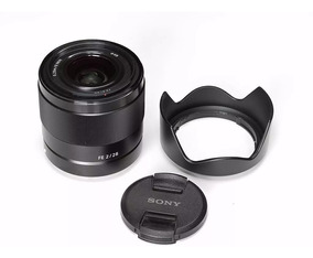 Lente Sony 28mm F2 Sel28f20