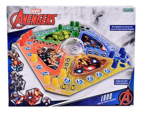 Avengers Ludo 1840 Disney
