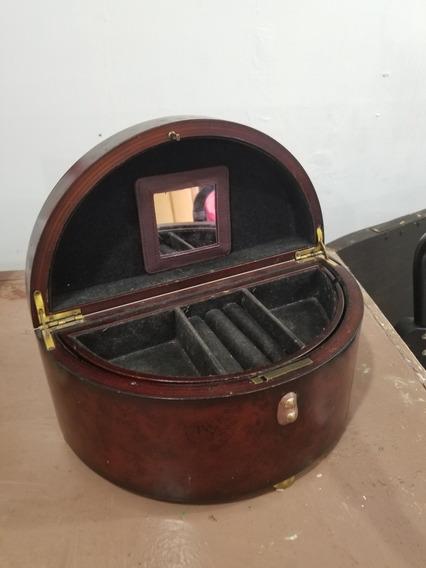 Hermoso Alhajero Media Luna Vintage Remato