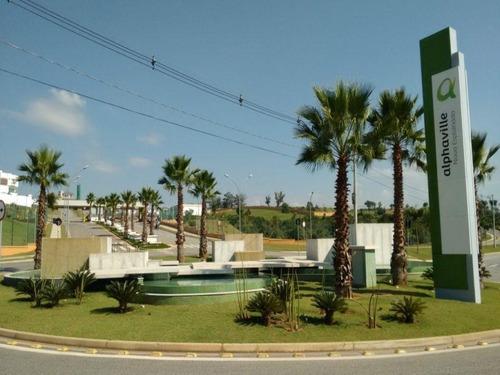 Imagem 1 de 1 de Terreno À Venda, 407 M² Por R$ 360.000 - Alphaville Nova Esplanada I - Votorantim/sp, Próximo Ao Shopping Iguatemi. - Te0020 - 67639675