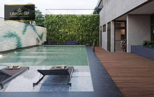 Apartamento Com 3 Dormitórios À Venda, 136 M² Por R$ 1.672.642,00 - Perdizes - São Paulo/sp - Ap46560