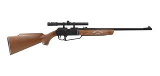 Rifle Deportivo Daisy Con Mira Y 1500 Postas