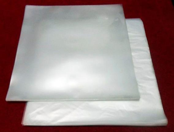 Plásticos - Lp Disco Vinil 100 Externos 0.15 100 Internos