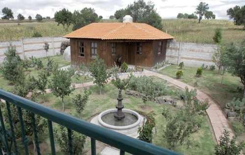 Casa De Campo En Renta En Xaltocan, Tlaxcala