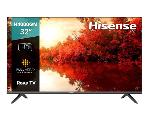 Imagen 1 de 7 de Smart Tv Hisense H4000 Roku Tv 32 Pulgadas