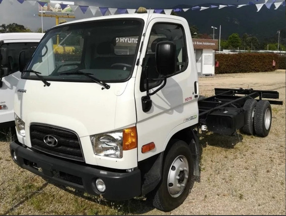 Camión Hyundai Hd78 Camión 5 Años De Garantía