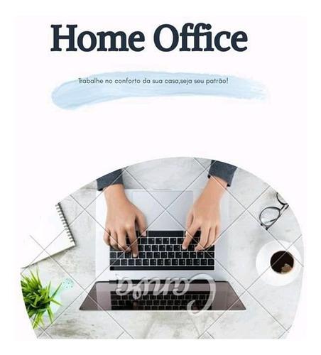Imagem 1 de 3 de Trabalhe Em Casa,com Seu Próprio Tempo E Sem Preocupação....