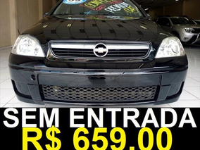 Chevrolet Corsa Premium 1.4 Único Dono 2009 Preto