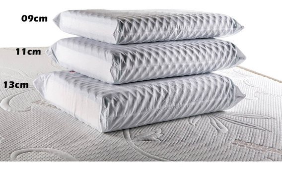 Travesseiro Magnético Kenko Premium,modelo Luxo Exportação