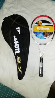 Raqueta Tenis Wilson Pro Staff Six One 26