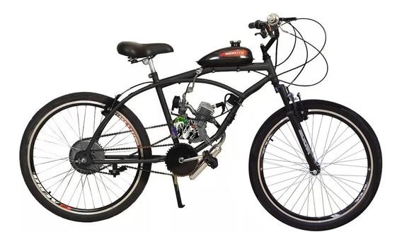 Caiçara Sport 80cc 2t Bicicleta Moskito Motorizada