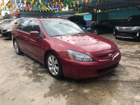 Honda Accord Full 2003 Con Financiamiento Recibo Vehiculos