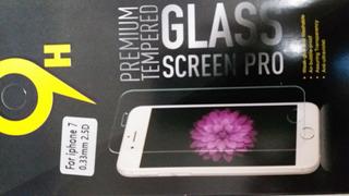Película Vidro Glass Screen Pro+ 9h iPhone 7