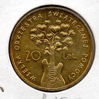 Moneda De Polonia # 47 Apo