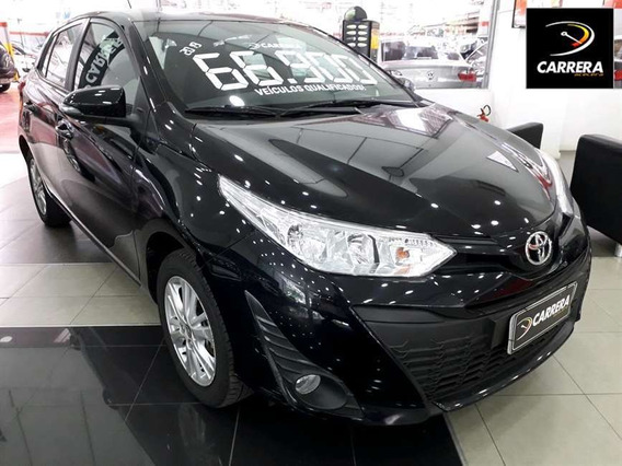 Toyota Yaris 1.3 16v Flex Xl Plus Tech Multidrive