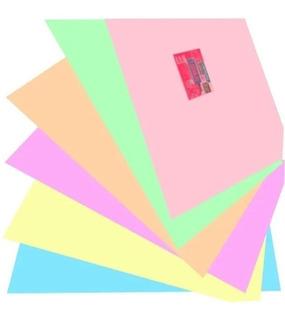 Cartulina Pastel Luma X20 Unidades