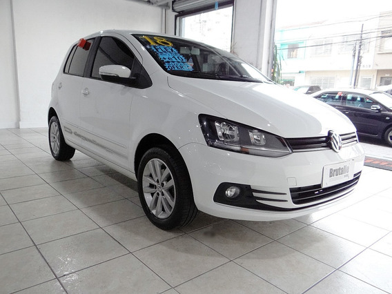 Vw Fox Connect Mb Branco