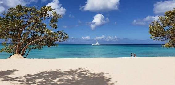 Bellisimo Solar En Dominicus Bayahibe 1ra Linea De Mar