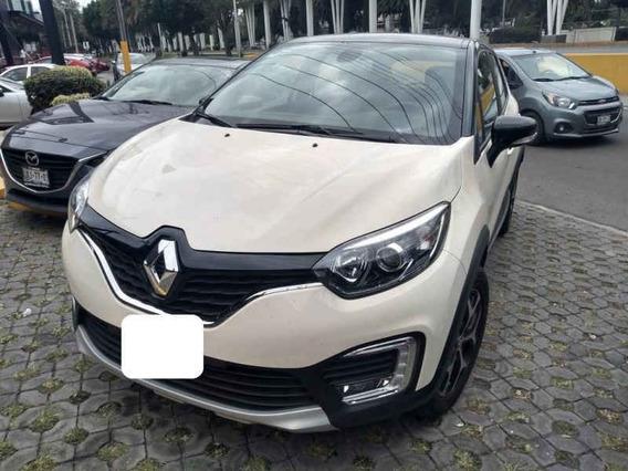 Renault Captur 5p Iconic L4/2.0 Ta