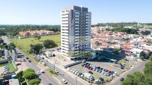 Sala Para Alugar, 43 M² - Jardim Marchissolo - Sumaré/sp - Sa0188