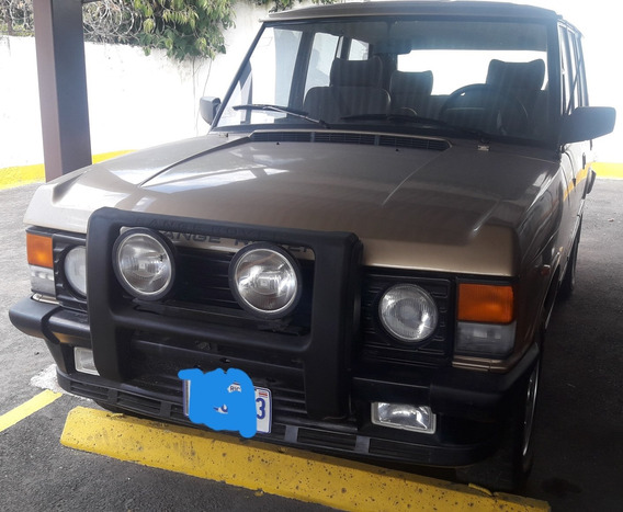 Range Rover Kombi Inglés