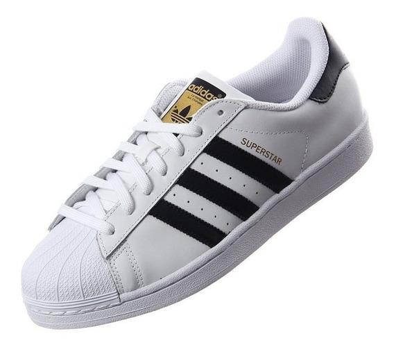 Zapatillas adidas Superstar Originales Gamuzadas O Cuero
