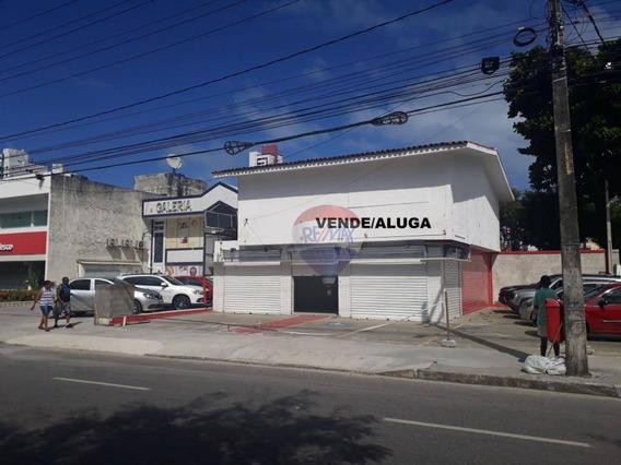 Casa Comercial - Na Barão De Souza Leão - De Esquina - Perfeita Para Qualquer Atividade - Ca0280