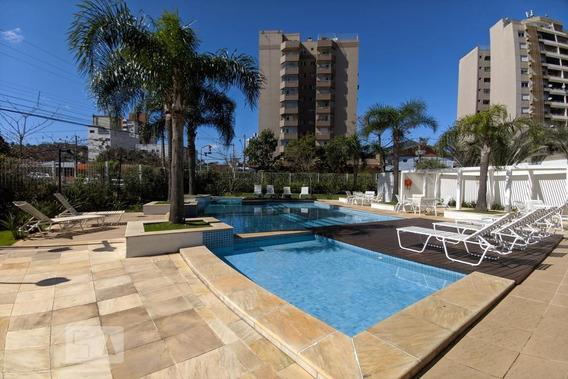 Apartamento No 10º Andar Com 2 Dormitórios E 2 Garagens - Id: 892949456 - 249456