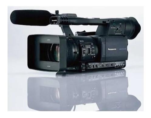 Filmadora Panasonic Ag Hmc 150p