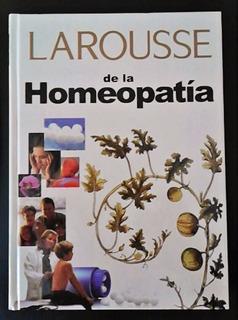 Larousse De Salud Con Homeopatía Enciclopedia Tapa Dura