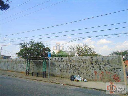 Terreno: Vila Santa Rita / Sorocaba - V7423