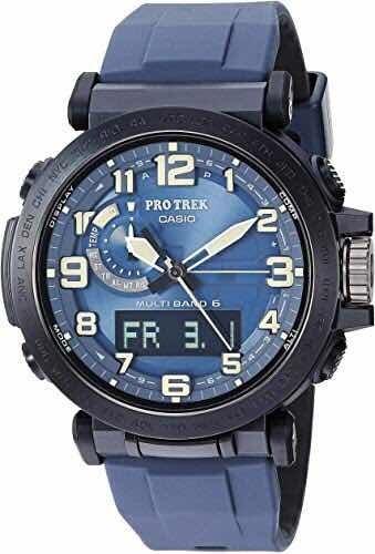 Relógio Casio Protrek Prw-6600y-2cr