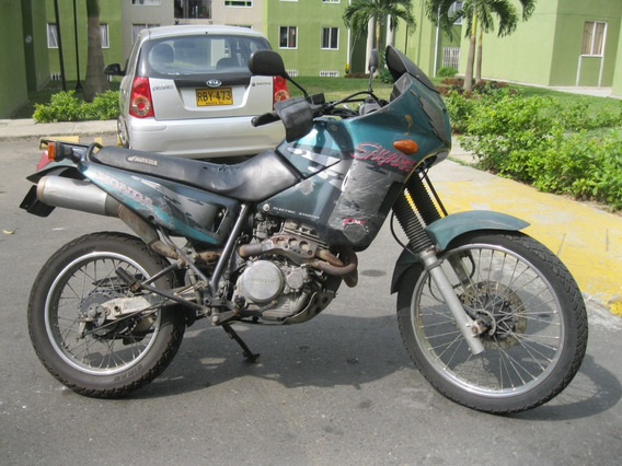 Moto Honda Sahara Nx 350 Usada, Modelo 1994.