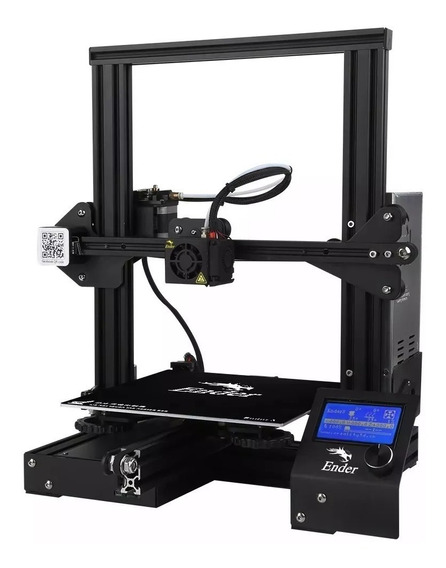 Impresora 3d Ender 3 Estandar En Kit Entrega Inmediata