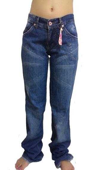 Calça Jeans Feminina Da Crocker - 36 - Frete Grátis - R0714