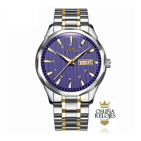 Relógio Masculino Olmeca Blindado Anti Risco Original 0853