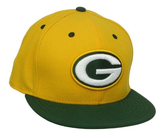 Green Bay Packers 59fifty Talla 7 1/2 Envio Gratis Original