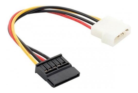 Cable De Poder Ide A Sata