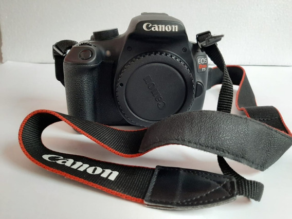 Camêra Canon T5 Rebel