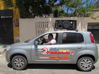 R&s. Propaganda Em Carro De Som & Panfletista.