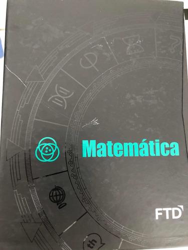 Livro: 360 Ftd Matemática Box Completo Edição 2015